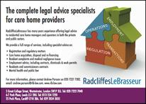 Radcliffes ad